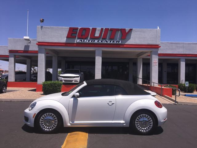 2015 VOLKSWAGEN BEETLE 18T PZEV white impact sensor alert systemstability controlsecurity remo
