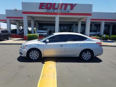 2013 Nissan Sentra for sale in Phoenix, AZ