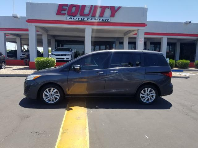 2014 MAZDA MAZDA5 SPORT 4DR MINI VAN 5A gray stability controlairbags - front - dualairbags - t
