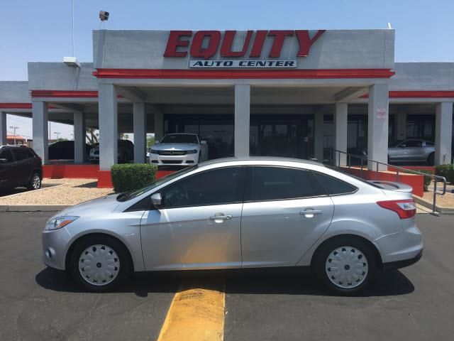 2014 FORD FOCUS SE 4DR SEDAN silver stability controlsecurity anti-theft alarm systemphone wire