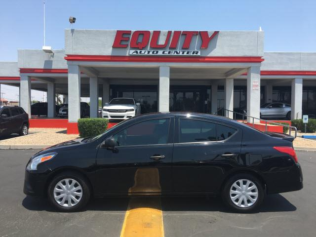 2013 NISSAN VERSA 16 S 4DR SEDAN 4A black stability controlcrumple zones frontcrumple zones re