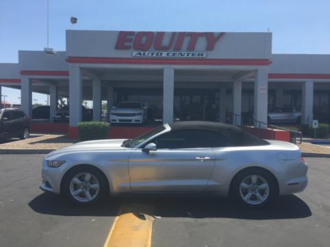 2015 Ford Mustang for sale in Phoenix, AZ