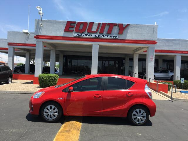 2013 TOYOTA PRIUS C C red phone hands freestability controltouch-sensitive controlspedestrian