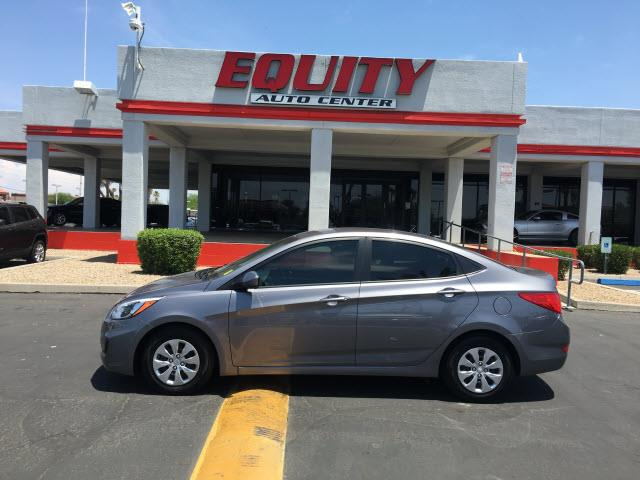 2016 HYUNDAI ACCENT SE 4DR SEDAN 6A gray stability controlsecurity remote anti-theft alarm syste
