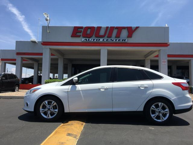 2014 FORD FOCUS SE 4DR SEDAN white stability controlsecurity anti-theft alarm systemphone wirel