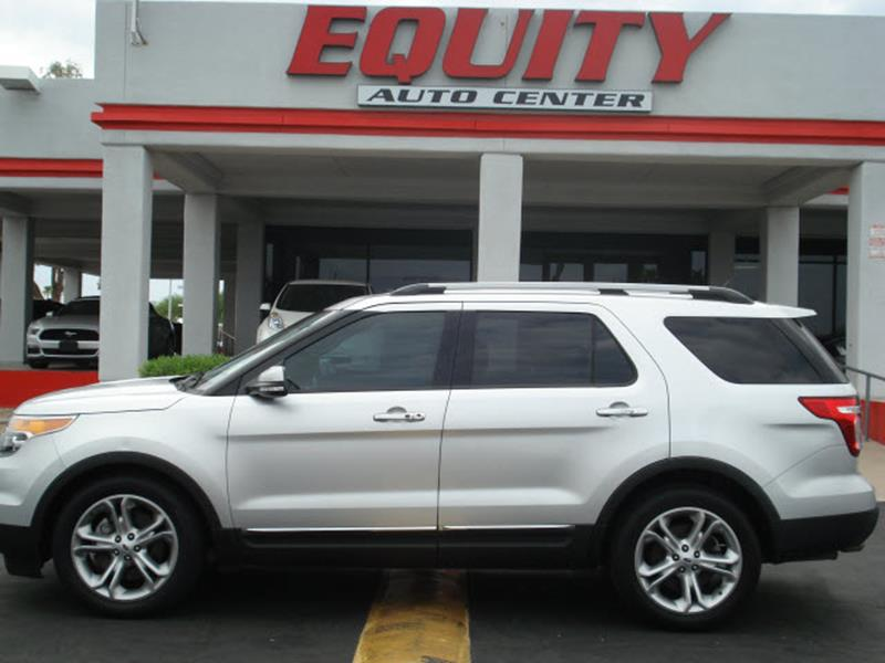 2015 FORD EXPLORER LIMITED 4DR SUV silver rear view camerarear view monitor in dashsteering whe