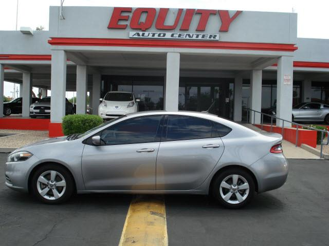 2016 DODGE DART SXT 4DR SEDAN silver stability controldriver information systemsecurity anti-th