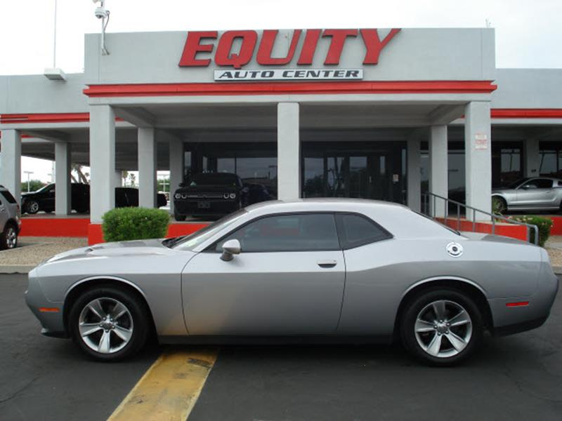 2016 DODGE CHALLENGER silver stability controlsecurity anti-theft alarm systemmulti-function di
