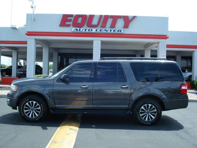 2016 FORD EXPEDITION EL XLT 4X4 4DR SUV dk gray rear view camerarear view monitor in dashsteer