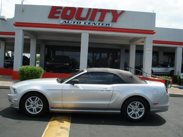 2014 FORD MUSTANG V6 2DR CONVERTIBLE silver stability controlsecurity anti-theft alarm systemmu