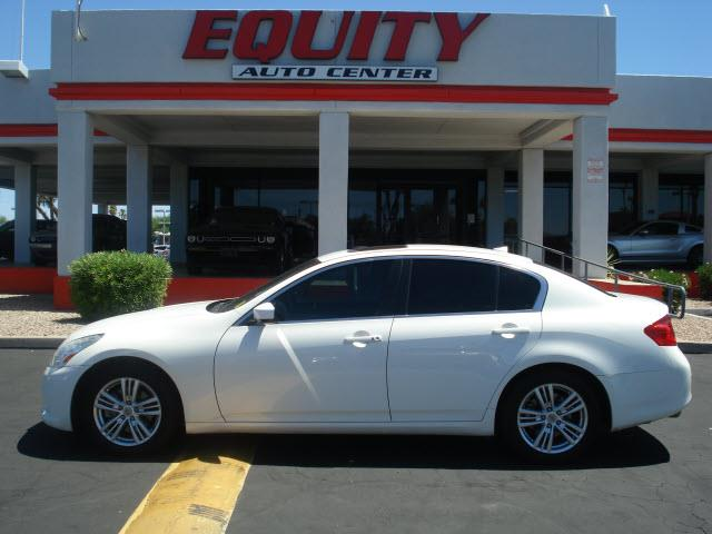 2013 INFINITI G37 SEDAN JOURNEY 4DR SEDAN white rear view camerarear view monitorstability cont