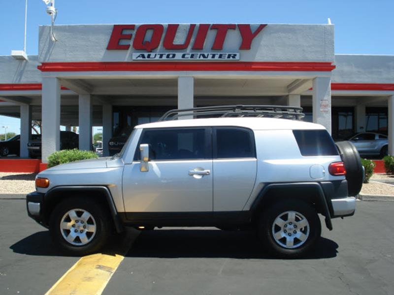 2008 TOYOTA FJ CRUISER BASE 4X4 4DR SUV 5A gray stability controlairbags - front - dualair cond