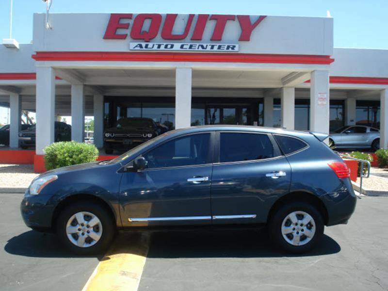 2013 NISSAN ROGUE dk blue stability controlsecurity remote anti-theft alarm systemmulti-functi