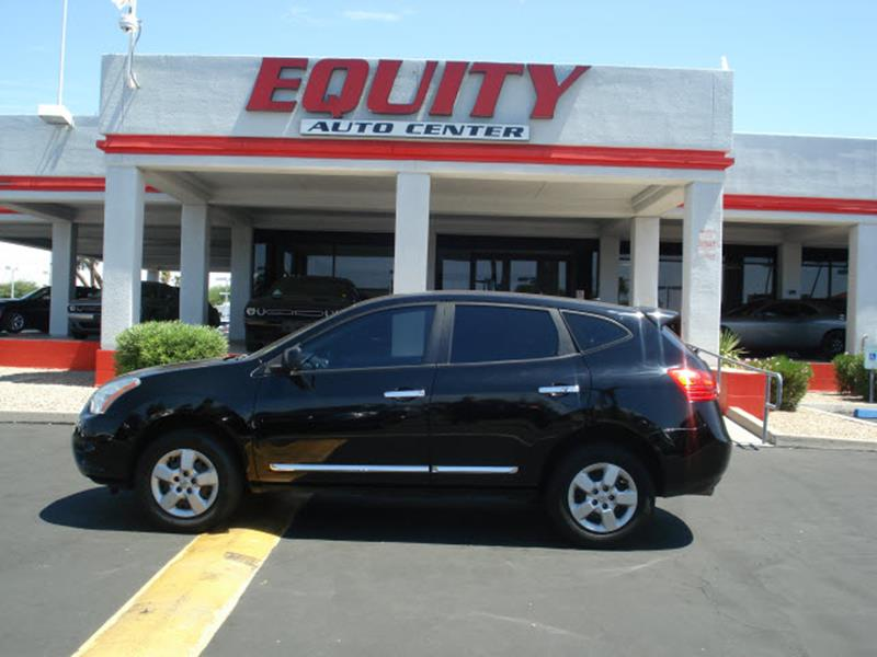2013 NISSAN ROGUE S AWD 4DR CROSSOVER black stability controlsecurity remote anti-theft alarm sy
