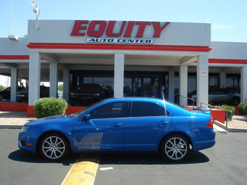 2011 FORD FUSION SE 4DR SEDAN blue stability controlsecurity remote anti-theft alarm systemmult