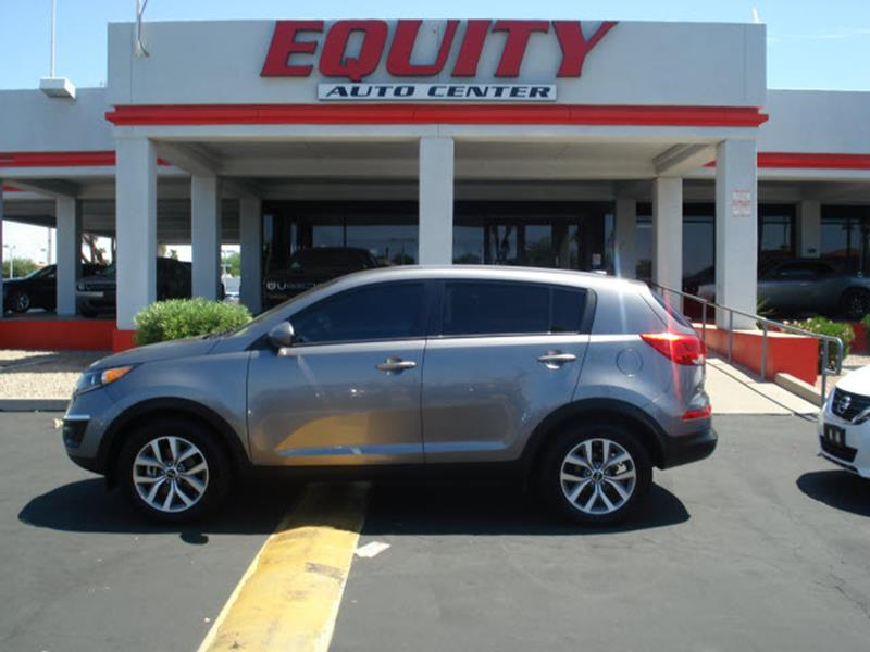 2016 KIA SPORTAGE LX 4DR SUV silver stability controldriver information systemsecurity remote a