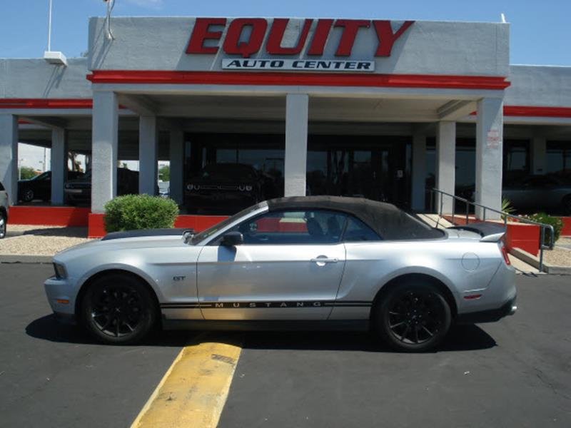 2010 FORD MUSTANG GT 2DR CONVERTIBLE gray stability controlimpact sensor post-collision safety s