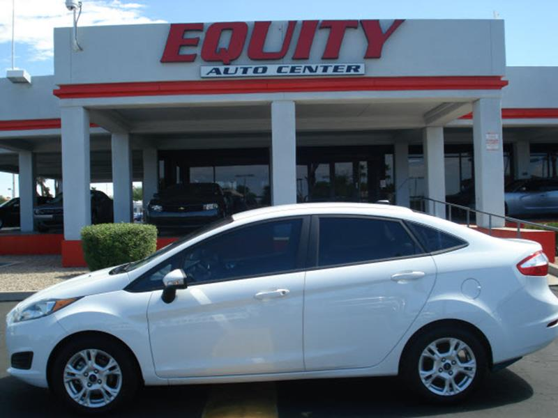 2016 FORD FIESTA SE 4DR SEDAN white stability controldriver information systemhill ascent assis