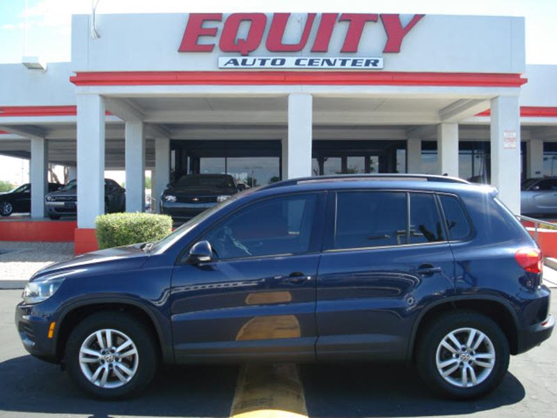 2015 VOLKSWAGEN TIGUAN dk blue rear view camerarear view monitor in dashstability controlsecu