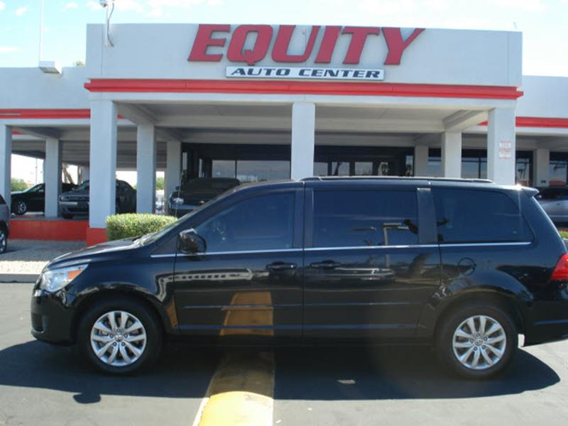 2012 VOLKSWAGEN ROUTAN SE black impact sensor alert systemstability controldriver information s