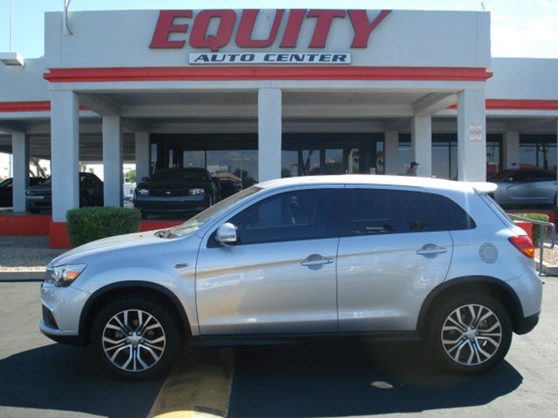 2016 MITSUBISHI OUTLANDER SPORT silver steering wheel mounted controls voice recognition controls
