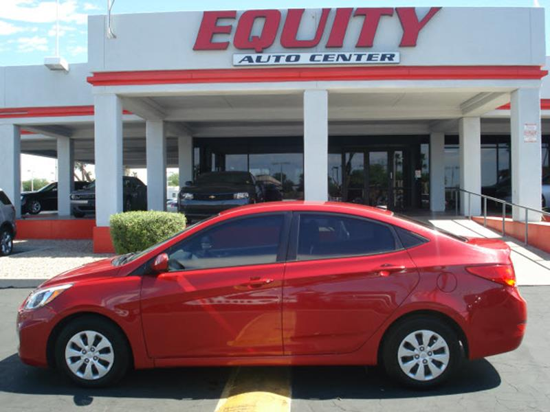 2016 HYUNDAI ACCENT SE 4DR SEDAN 6A red stability controlsecurity remote anti-theft alarm system