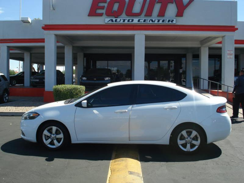 2016 DODGE DART SXT 4DR SEDAN white stability controldriver information systemsecurity anti-the