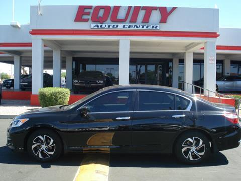 2016 Honda Accord for sale in Phoenix, AZ
