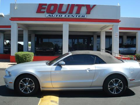 2014 Ford Mustang for sale in Phoenix, AZ