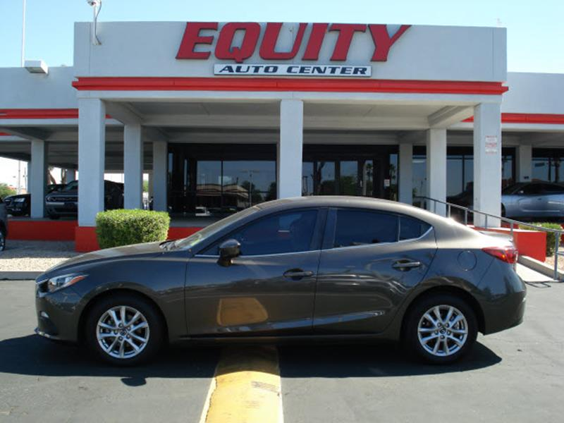 2014 MAZDA MAZDA3 I TOURING 4DR SEDAN 6A gray blind spot sensorphone hands freestability contro
