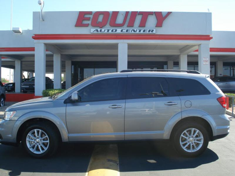 2016 DODGE JOURNEY SXT 4DR SUV silver stability controlmulti-function displaycrumple zones fron