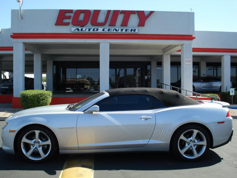 2015 CHEVROLET CAMARO LT 2DR CONVERTIBLE W1LT black rear view camerarear view monitor in dashs