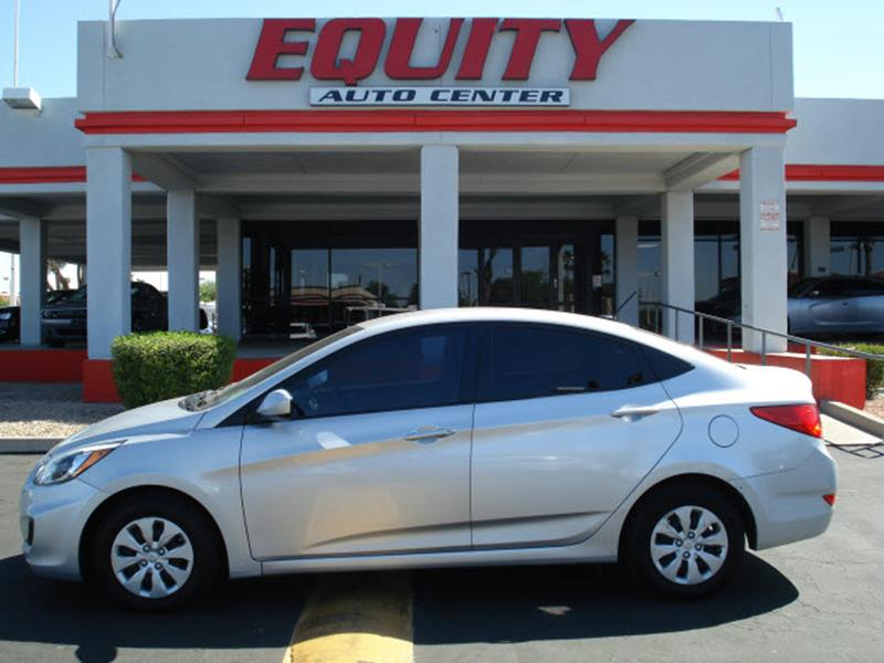 2015 HYUNDAI ACCENT GLS 4DR SEDAN silver stability controlsecurity remote anti-theft alarm syste