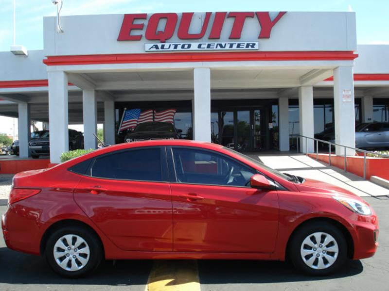2015 HYUNDAI ACCENT GLS 4DR SEDAN red stability controlsecurity remote anti-theft alarm systemc