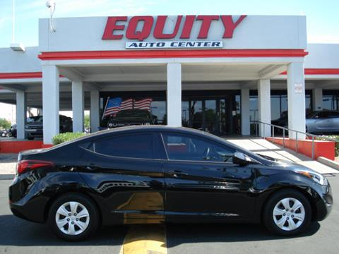2016 Hyundai Elantra for sale in Phoenix, AZ