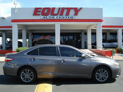 2016 Toyota Camry for sale in Phoenix, AZ