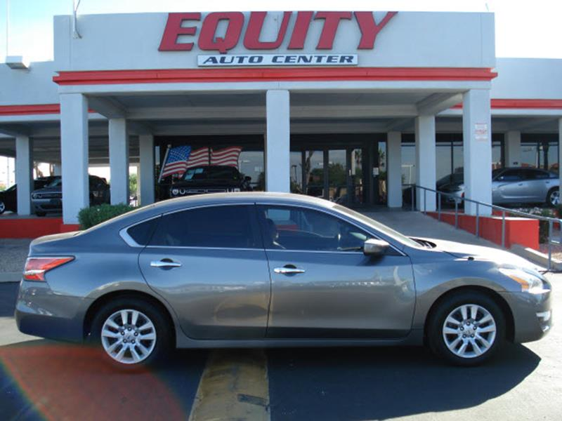 2015 NISSAN ALTIMA 25 4DR SEDAN gray phone voice activatedstability controlsecurity remote ant
