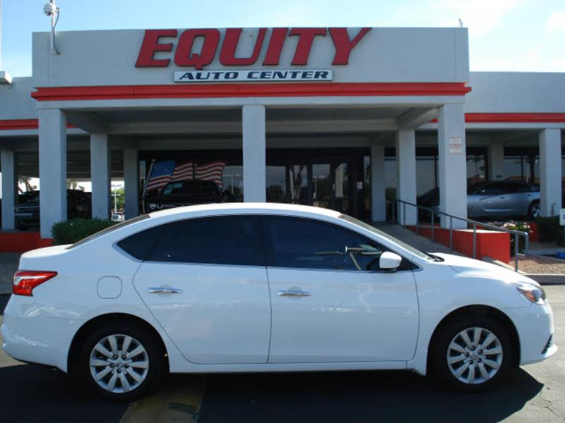 2016 NISSAN SENTRA S white phone hands freestability controldriver information systemmulti-fun