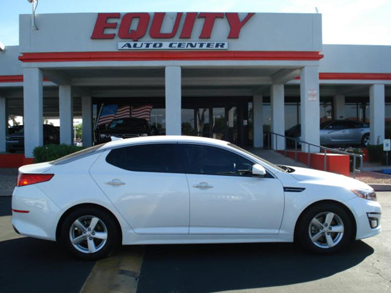2015 KIA OPTIMA LX 4DR SEDAN white stability controldriver information systemsecurity remote an