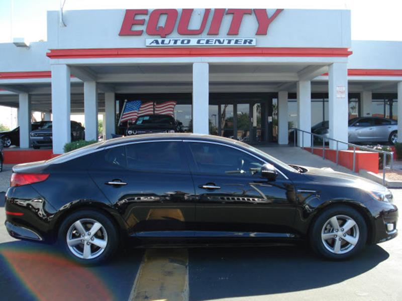 2015 KIA OPTIMA LX 4DR SEDAN black stability controldriver information systemsecurity remote an