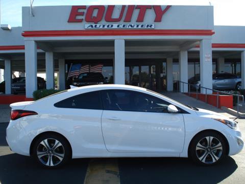 2014 Hyundai Elantra Coupe for sale in Phoenix, AZ