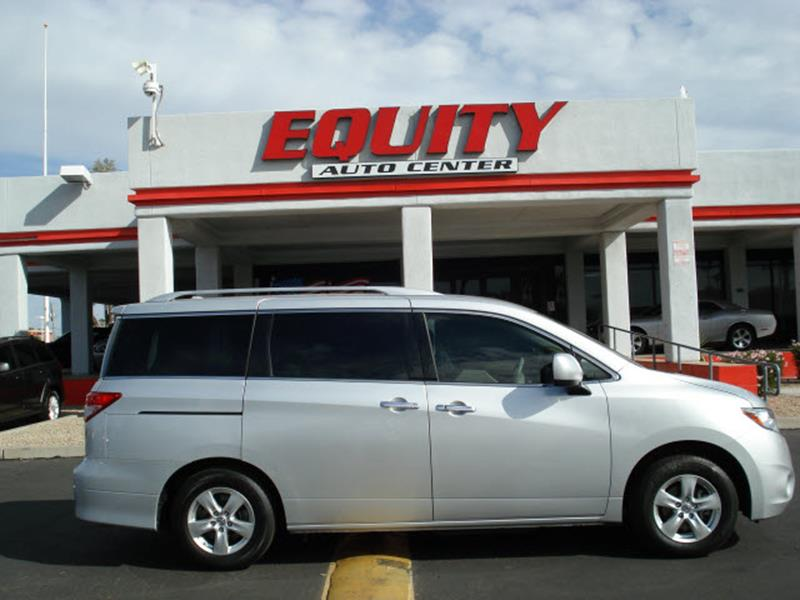2016 NISSAN QUEST 35 S 4DR MINI VAN white stability controldriver information systemsecurity r