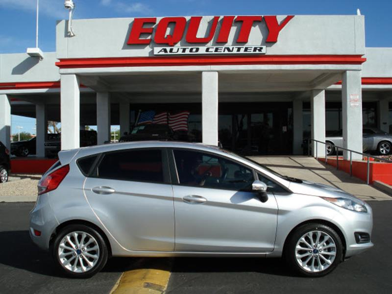 2014 FORD FIESTA SE 4DR HATCHBACK silver phone voice activatedstability controlelectronic messa