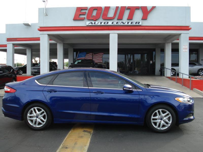 2016 FORD FUSION SE 4DR SEDAN blue rear view camerarear view monitor in dashphone voice activat