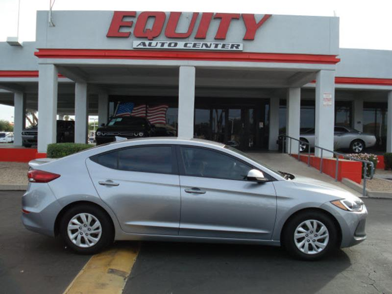 2017 HYUNDAI ELANTRA SE gray stability controldriver information systemsecurity remote anti-the