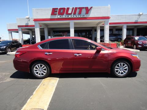 2016 Nissan Altima for sale in Phoenix, AZ