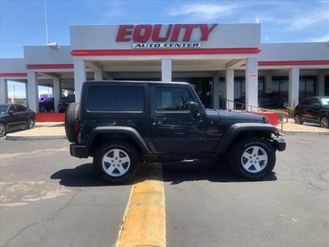 2016 Jeep Wrangler for sale in Phoenix, AZ