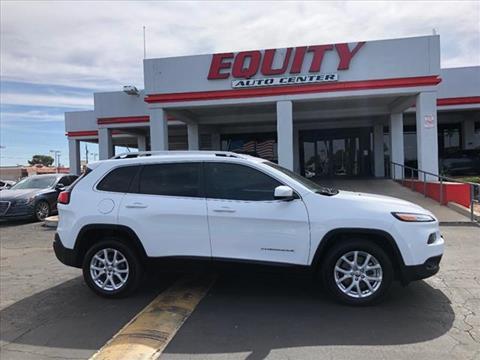 2018 Jeep Cherokee for sale in Phoenix, AZ