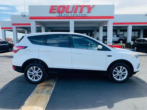 2017 Ford Escape for sale in Phoenix, AZ