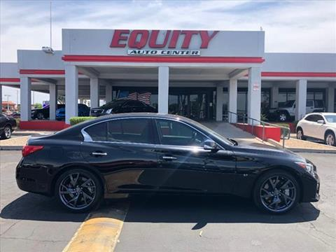 2015 Infiniti Q50 for sale in Phoenix, AZ